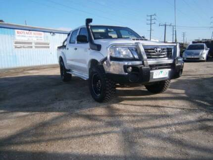 2014 Toyota Hilux Ute Albion Brimbank Area Preview