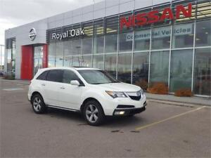 2011 Acura MDX Tech ** DVD ENTERTAINMENT & LOW KMS** REDUCED $!!