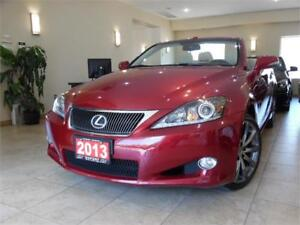 2013 Lexus IS 250C Convertible Navigation|Back-up Camera!
