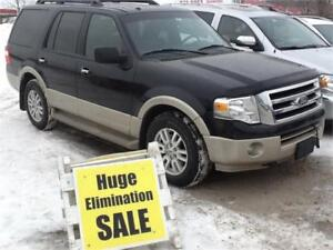2010 Ford Expedition Eddie Bauer $6995 MIDCITY WHOLESALE HIGH KM