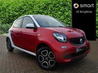smart forfour PRIME (red) 2016-11-09