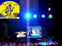 Hatman DJ - Karaoke Presenter & Mobile Disco Hire Edinburgh Scotland