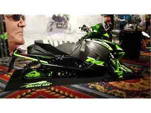 2017 ARCTIC CAT ZR 6000 RS SIGNATURE SLED, FREE TRAIL PASS! Peterborough Peterborough Area image 3