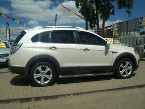 2011 Holden Captiva CG MY10 LX (4x4) 5 Speed Automatic Wagon Evanston South Gawler Area Preview