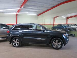 2014 Jeep Grand Cherokee ----Overland 4x4 3 to choose from------