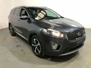 2017 Kia Sorento UM MY17 SLI AWD Charcoal Sports Automatic Wagon Kooringal Wagga Wagga City Preview
