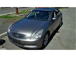2007 INFINITI G35X ALL WHEEL DRIVE ** FINANCING**