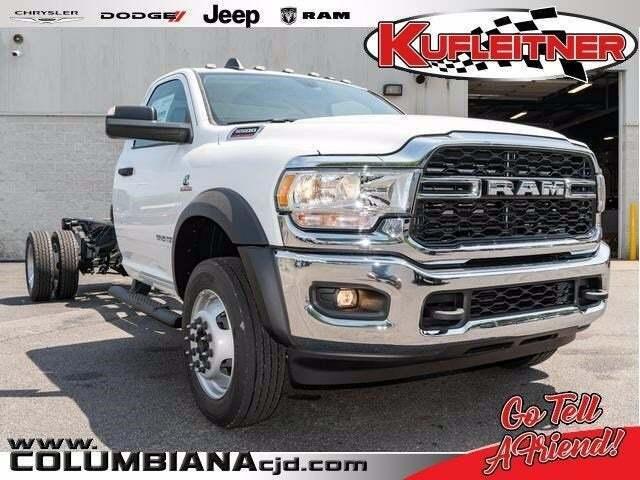 2020 RAM 5500HD for sale!