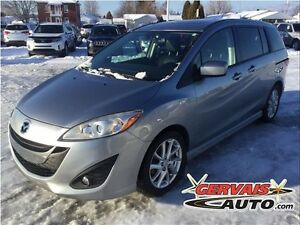 Mazda MAZDA5 GT Luxury Cuir Toit Ouvrant 6 Passagers MAGS 2012