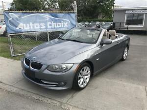 BMW 328I CONVERTIBLE 2011 **FINANCEMENT**GPS**MAGS**CUIR**