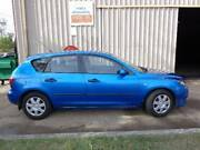 2004 Mazda3 Hatchback 4cyl 5 Speed Manual $5,500 Kingston Logan Area Preview