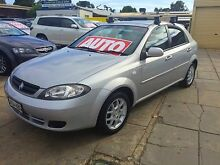 2008 Holden Viva JF MY08 Silver 4 Speed Automatic Hatchback Park Holme Marion Area Preview