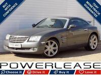 2005 55 CHRYSLER CROSSFIRE 3.2 V6 2D 215 BHP