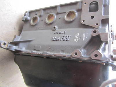 FIAT, YUGO ENGINE SHORT BLOCK, BRAND NEW, 11OOCC