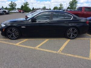 2012 BMW 5-Series ActiveHybrid 5 Sedan