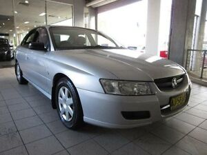 2006 Holden Commodore VZ MY06 Executive Silver 4 Speed Automatic Sedan Thornleigh Hornsby Area Preview