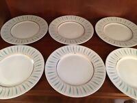 Dinner set, Ridgeway china