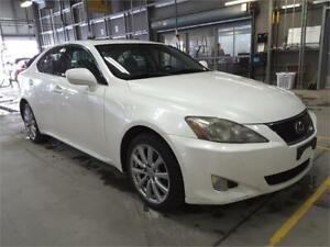 2006 Lexus IS 250/HTD SEATS/LTHR/SUNROOF