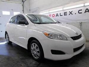 2014 Toyota Matrix AUTO A/C CRUISE BLUETOOTH 94,000KM