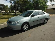 2003 Toyota Camry Altise Green Manual Sedan Hillcrest Port Adelaide Area Preview