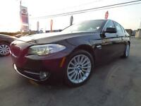 2011 BMW 535I XDRIVE (AUTOMATIQUE, TOIT, CUIR, MAGS, FULL!!!)