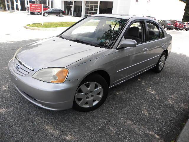 Image 1 of Honda: Civic 4dr Sdn…