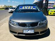 2012 Kia Cerato TD MY13 S 6 Speed Manual Hatchback Brooklyn Brimbank Area Preview