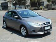 2012 Ford Focus LW Ambiente Grey 6 Speed Automatic Hatchback Maidstone Maribyrnong Area Preview