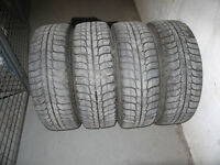 4 MICHELIN X ICE 185 70 14 WINTER HIVER TIRES 88T   NO TEXTING