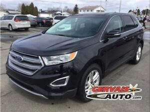 Ford Edge SEL AWD GPS Cuir Toit Panoramique MAGS 2017