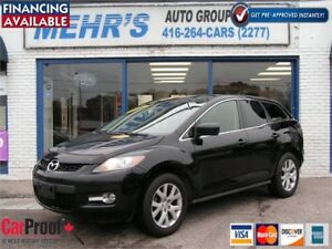 2009 MAZDA CX-7 LOADED 2.3L TURBO AWD SUNROOF NO ACCIDENT
