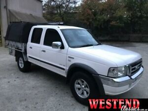 2005 Ford Courier PH XLT 5 Speed Manual Crew Cab Pickup Lisarow Gosford Area Preview