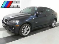 2013 BMW X6 M PERFORMANCE xDrive35i NAVIGATION CAMERA 43,000KM