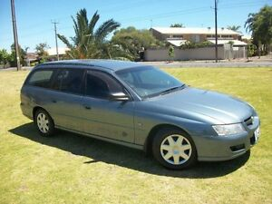 2006 Holden Commodore VZ Executive 4 Speed Automatic Wagon Alberton Port Adelaide Area Preview