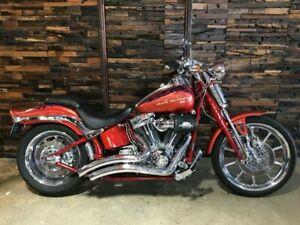 2007 Harley-Davidson Fxstsse S/Eagle Springer Newstead Brisbane North East Preview