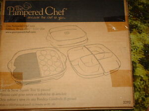 the pampered chef (neuf)