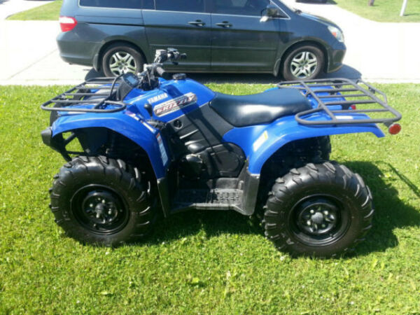 2013 Yamaha Grizzly 450