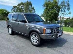 2008 Land Rover Discovery 3 Series 3 08MY SE Grey 6 Speed Sports Automatic Wagon Darra Brisbane South West Preview