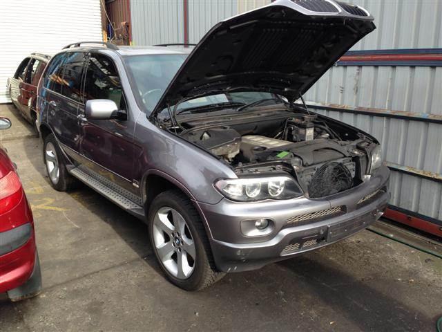 Bmw X Series 4x4 Bmw X5 3 0l Turbo Diesel Wrecking