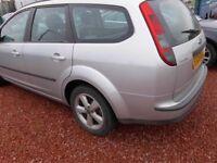 Ford Focus MOT FAILURE. SPARES OR REPAIR