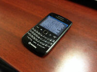 blackberry curve 9360 black like new