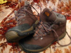 All seasons Short Boots Hiker Good soft insulated exc cond $45