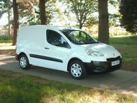 Peugeot Partner 1.6HDi Professional 3 seat air con electrics