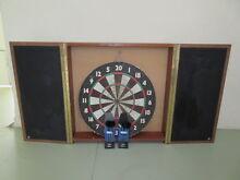 Dart Board, Cabinet and Darts Nuriootpa Barossa Area Preview