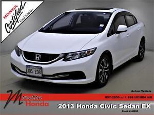 2013 Honda Civic EX (A5)