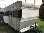 1980 Millard  Aluminium frame Caravan Upper Mount Gravatt Brisbane South East Preview