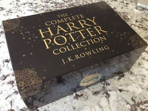 The Complete Harry Potter Collection - Collector's Set 2008