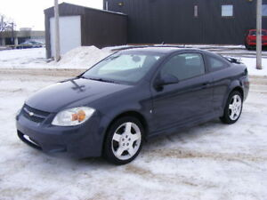 2008 Chevrolet Cobalt SPORT Coupe--SUNROOF--REMOTE STARTER--