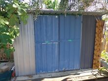 Galvanised Garden Shed Mount Hawthorn Vincent Area Preview