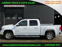2011 GMC Sierra 1500 SLT 4X4 Crew Cab Short Box Leather Loaded